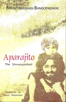 Buy Aparajito : The Unvanquished: Book