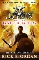 Percy Jackson and the Greek Gods (English): Book