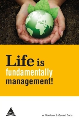 Buy Life is Fundamentally Management: Book