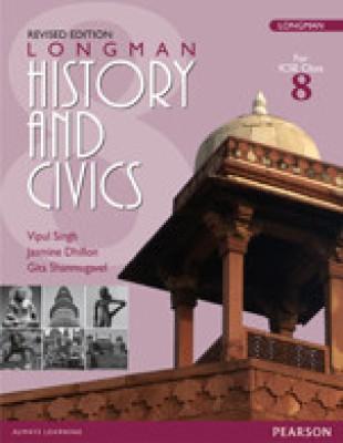 Longman History & Civics for ICSE 8 price comparison at Flipkart, Amazon, Crossword, Uread, Bookadda, Landmark, Homeshop18