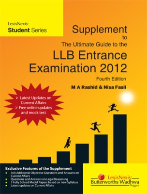 DU LLB Entrance Exam Book