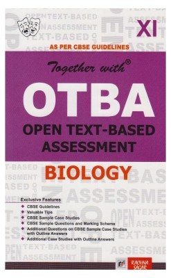 Together with OTBA - Biology (Class - 11) 1st Edition price comparison at Flipkart, Amazon, Crossword, Uread, Bookadda, Landmark, Homeshop18