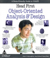 Head First Object-Oriented Analysis & Design 1st Edition: Book