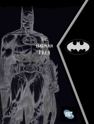 Buy The Batman Files: Book