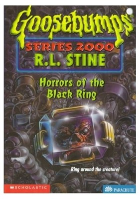 3 Goosebumps Series 2000 books #2,6,and 17 by R.L. Stine