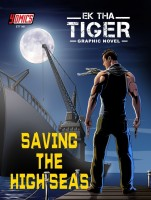 Ek Tha Tiger: Saving the High Seas: Book