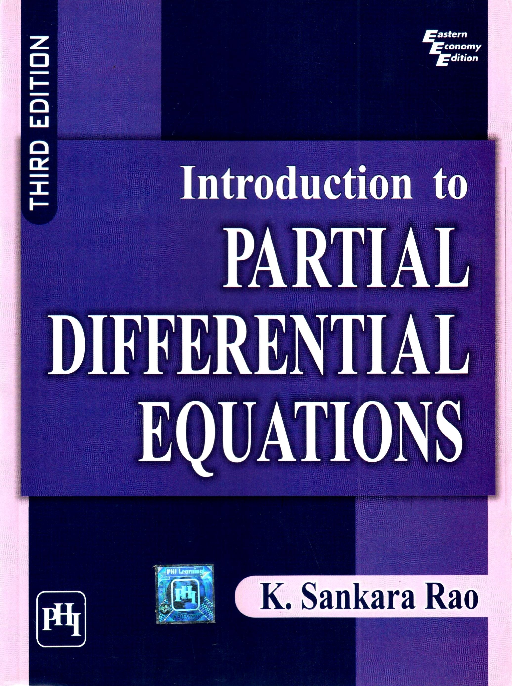 best differential equations book pdf