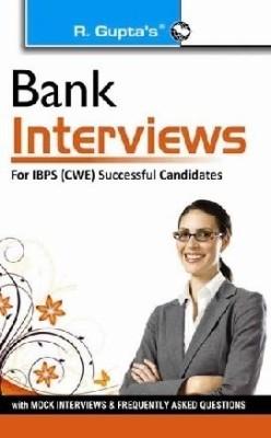 Bank Interviews for IBPS (CWE) Successful Candidates price comparison at Flipkart, Amazon, Crossword, Uread, Bookadda, Landmark, Homeshop18