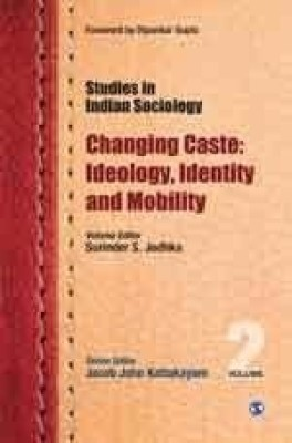 Studies in Indian Sociology Changing Caste: Ideology, Identity and Mobility (Volume 2) price comparison at Flipkart, Amazon, Crossword, Uread, Bookadda, Landmark, Homeshop18