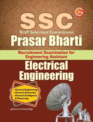 SSC Staff Selection Commission Prasar Bharti Recruitment Examination for Engineering Assistant Electrical Engineering price comparison at Flipkart, Amazon, Crossword, Uread, Bookadda, Landmark, Homeshop18