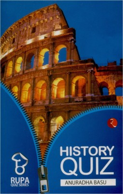 History Quiz price comparison at Flipkart, Amazon, Crossword, Uread, Bookadda, Landmark, Homeshop18