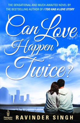 Buy Can Love Happen Twice? (English): Book