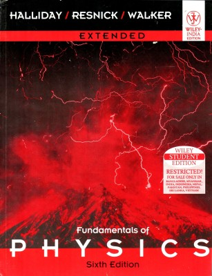 Buy Fundamentals of Physics 6 Edition: Book