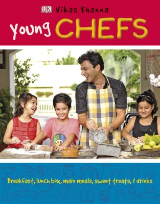 Young Chefs : Breakfast, Lunchbox, Main Meals, Desserts & Drinks price comparison at Flipkart, Amazon, Crossword, Uread, Bookadda, Landmark, Homeshop18