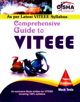 Buy Comprehensive Guide to VITEEE 4th Edition: Book