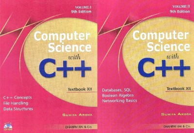 Suggest me the solution book of Sumita Arora C++ for class 12th.?