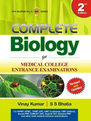 Buy Complete Biology for Medical College Entrance Examination (English) 2nd  Edition: Book