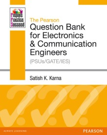 The Pearson Question Bank for Electronics & Communication Engineers (Paperback)