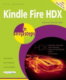 Kindle Fire Hdx Tablet in Easy Steps (English) (Paperback)
