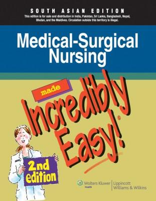 medical surgical nursing made incredibly easy free pdf