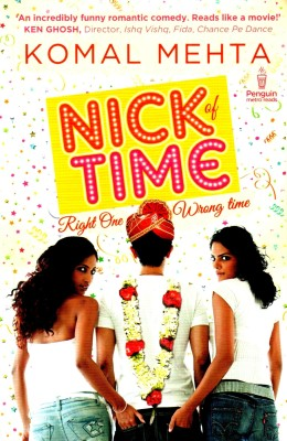 Buy PMR: Nick of Time: Book