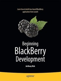 Beginning Blackberry Development (English) (Soft Cover)