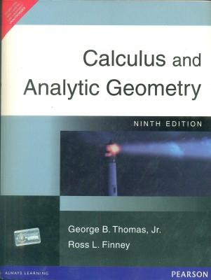 Calculus and Analytic Geometry 9 Edition price comparison at Flipkart, Amazon, Crossword, Uread, Bookadda, Landmark, Homeshop18
