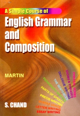 Buy A Simple Course In English Grammar & Composition 16 Edition: Book