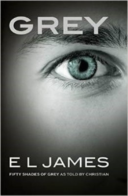 GREY: Fifty Shades Of Grey As Told By Christian (English) price comparison at Flipkart, Amazon, Crossword, Uread, Bookadda, Landmark, Homeshop18
