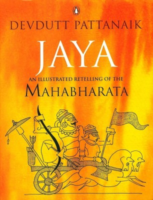 Buy Jaya: An Illustrated Retelling Of The Mahabharata (English): Book
