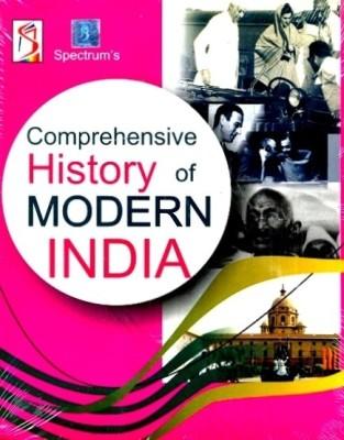 Comprehensive History of Modern India (English) price comparison at Flipkart, Amazon, Crossword, Uread, Bookadda, Landmark, Homeshop18