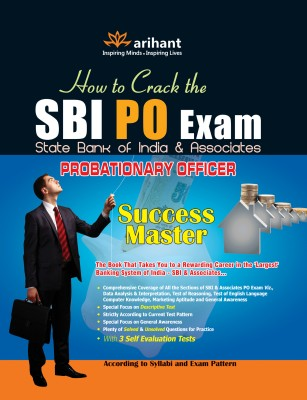 Buy How to Crack the SBI PO Exam: State Bank of India and Associates Probationary Officer Success Master: Book