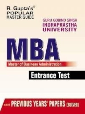 Success Master IP MBA Entrance Exam 2015 GGS Indraprastha
