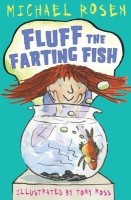 Fluff the Farting Fish (English): Book
