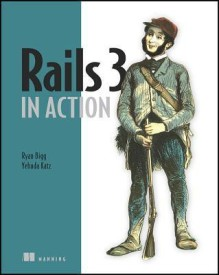 Rails 3 in Action (English) (Paperback)