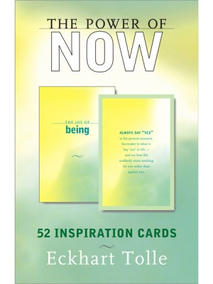 The Power Of Now ? 52 Inspiration Cards : 52 Inspiring