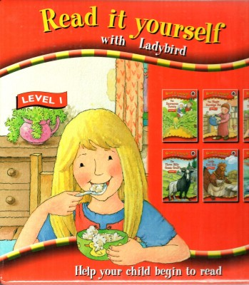 Buy Read It Yourself Book Boxes : Level 1 01 Edition: Book