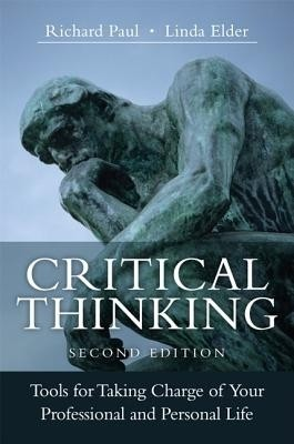 critical thinking tools for taking charge 3rd edition pdf