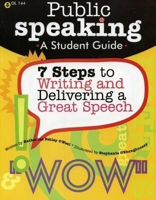 Public Speaking: A Student Guide to Writing and Delivering a Great Speech price comparison at Flipkart, Amazon, Crossword, Uread, Bookadda, Landmark, Homeshop18