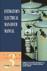Estimator's Electrical Man-Hour Manual (English) (Paperback)