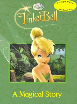 Buy DISNEY FAIRIES TINKER BELL - 9781407532288 (English): Book