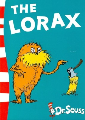 The Lorax English Buy The Lorax English By Seuss Dr