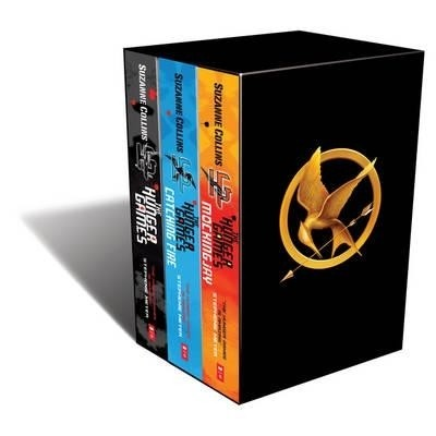 Buy The Hunger Games Trilogy Box Set by Collins Suzanne|Author: Book