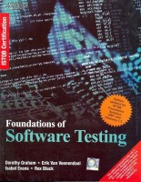 Foundation Of Software Testing: ISTQB Certification 3rdIndianReprient  Edition: Book