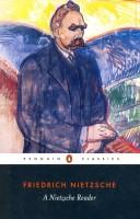 A Nietzsche Reader (English): Book