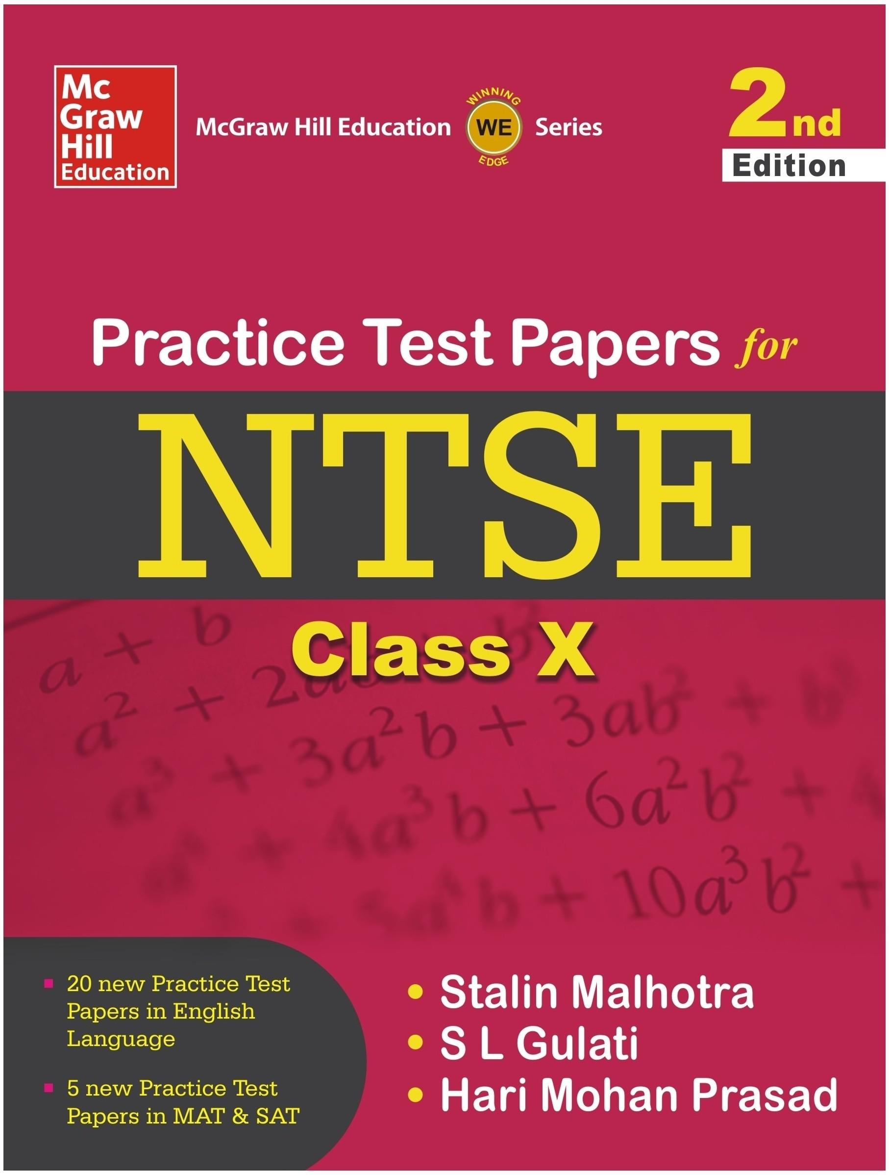 NTSE Books on Toppr Bytes