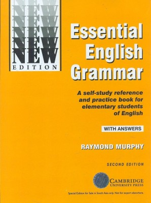 Essential English Grammar: A Self-Study Reference and Practice Book for Elementary Students of English with Answers (English) 2nd Edition price comparison at Flipkart, Amazon, Crossword, Uread, Bookadda, Landmark, Homeshop18