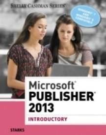 Microsoft Publisher 2013: Introductory (English) (Paperback)
