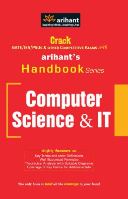 Computer Science and IT: Crack GATE / IES / PSUs and Other Competitive Exams price comparison at Flipkart, Amazon, Crossword, Uread, Bookadda, Landmark, Homeshop18
