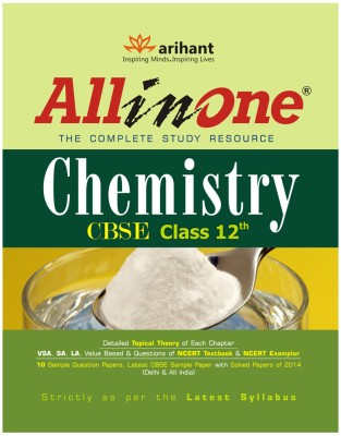 CBSE - All in One Chemistry (Class 12) (English) 2nd Edition price comparison at Flipkart, Amazon, Crossword, Uread, Bookadda, Landmark, Homeshop18